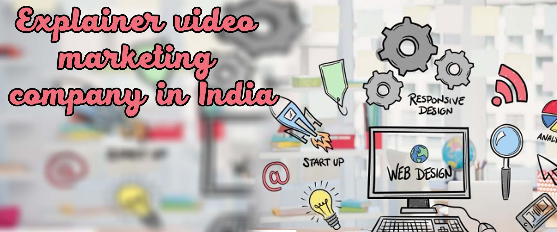 Explainer video marketing company in India