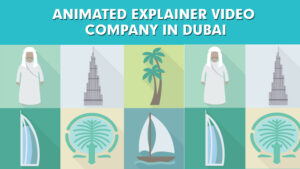 Animated explainer video company in dubai