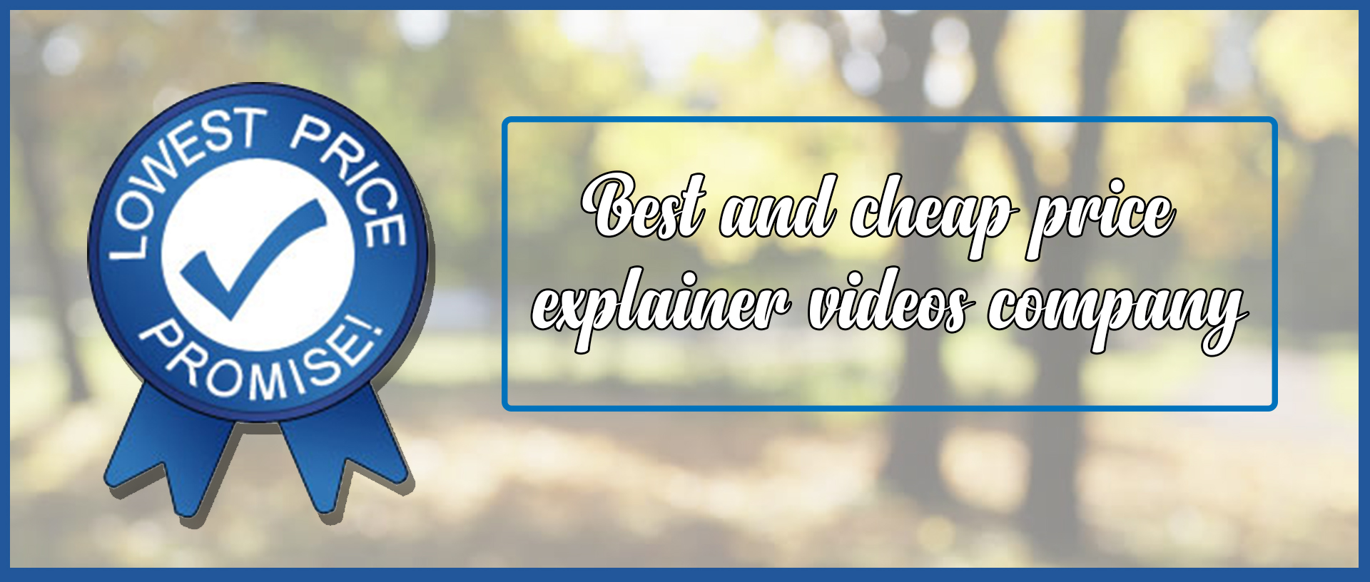 Best and cheap price explainer videos company