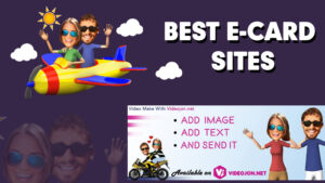 Best e-card sites and we can send animated e-card to someone else