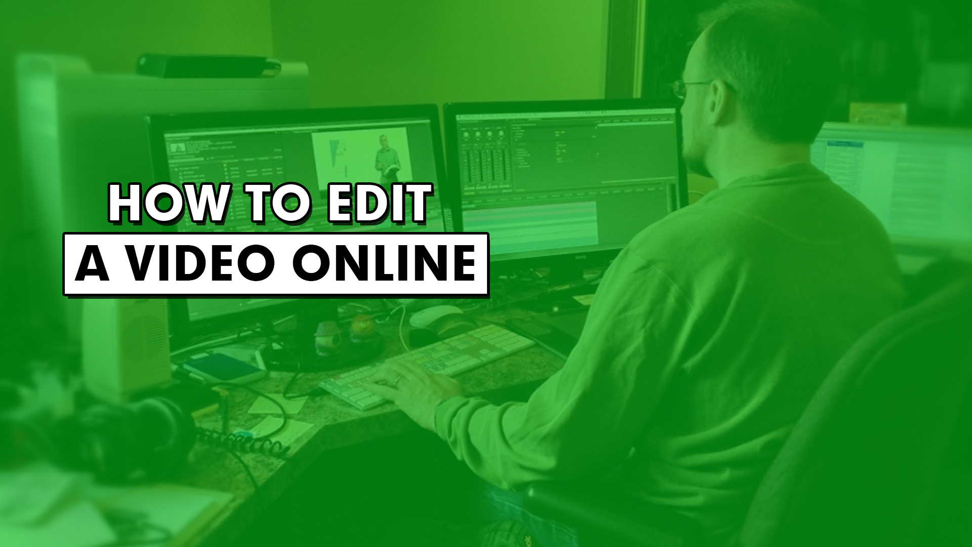 How to edit a video online